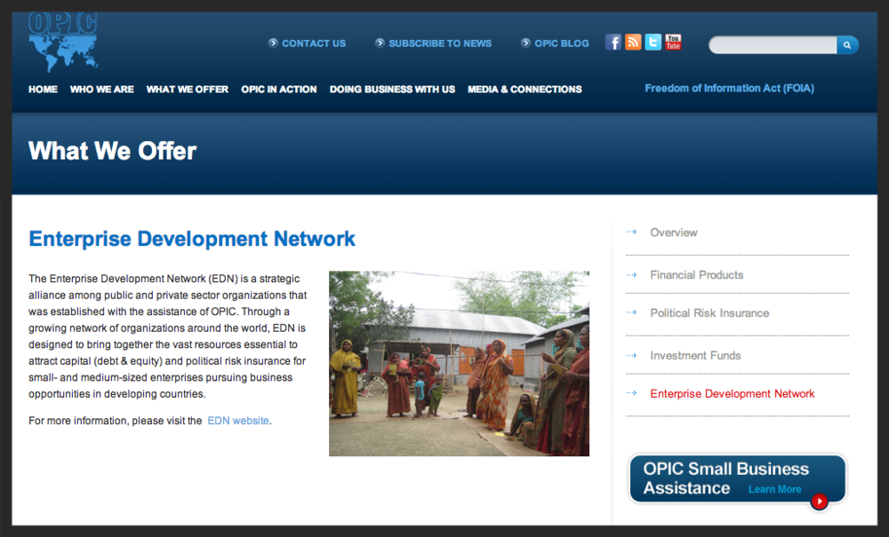 www.opic.gov/what-we-offer/enterprise-development-network (ARCHIVED)