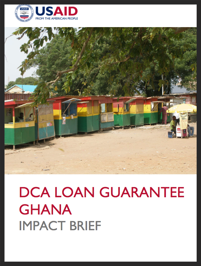 Ghana Impact Brief