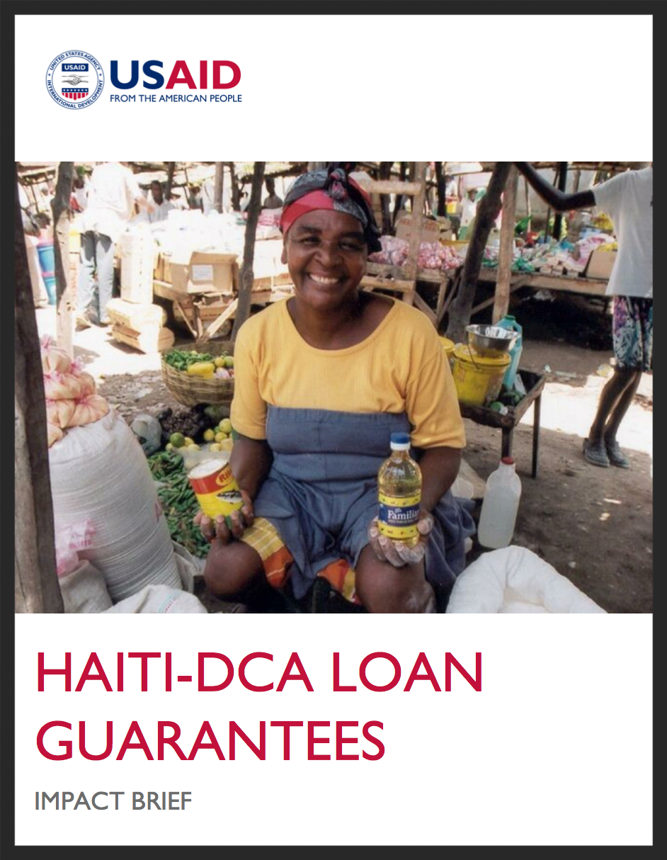 Haiti Impact Brief