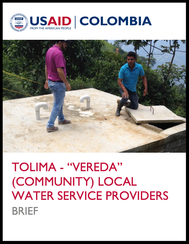 CELI Case Study Brief - Tolima