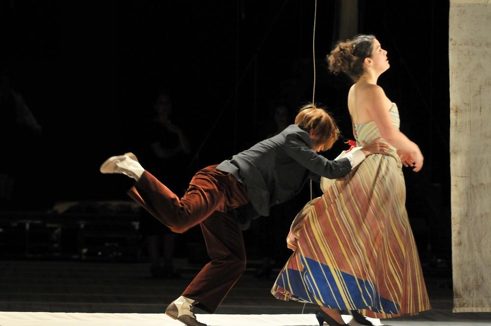 Cherubino e Susanna