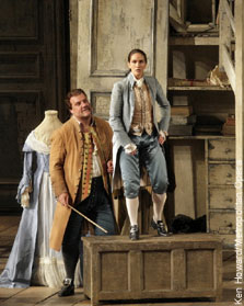 Cherubino at the Met