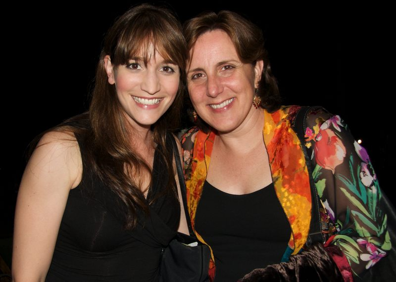 with Dawn Upshaw