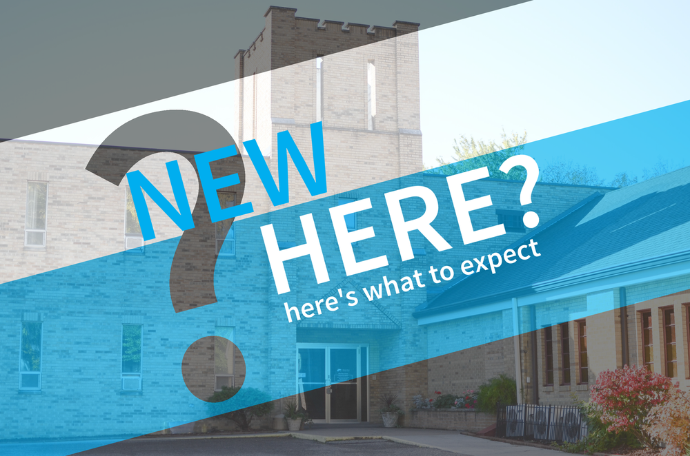 New to Waite Park Church in NE Minneapolis Minnesota