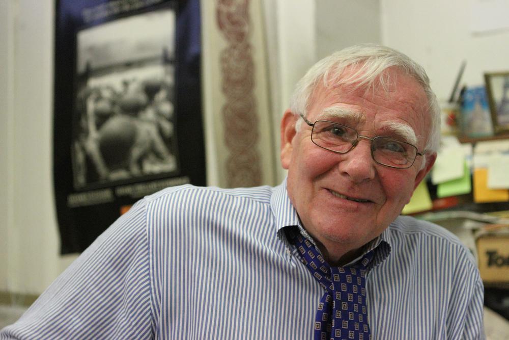 Ernie Talbot
