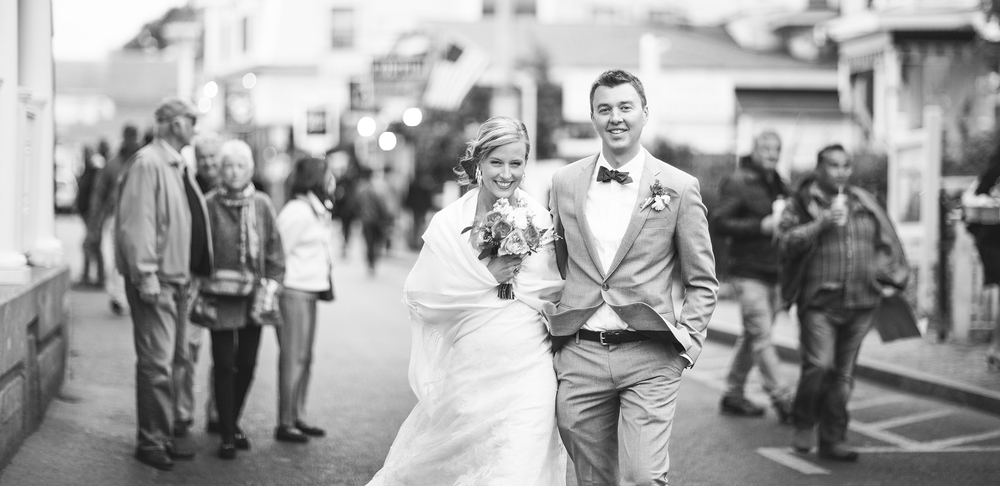 A few pictures from this wedding in last autumn in Provincetown, Cape Cod, finally made it to the wedding gallery.
