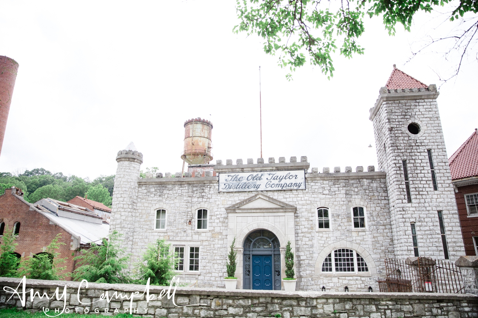 Lauren Don S Castle And Key Distillery Wedding Amy Campbell