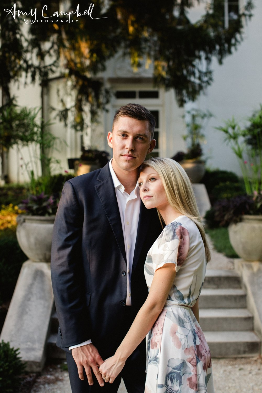 Indianapolis Engagement - Amy Campbell Photography