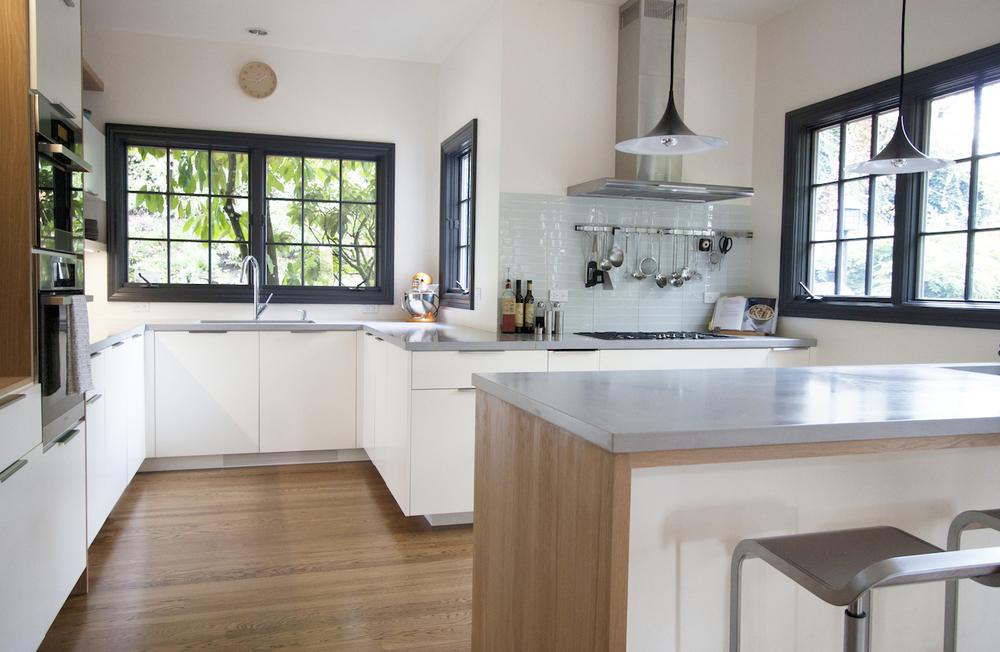 Portland Modern Kitchen
