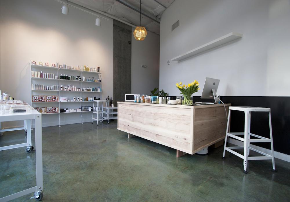 Commercial Beauty Salon