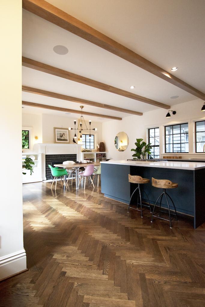 Arlington Heights Georgian Modern Interior Design In