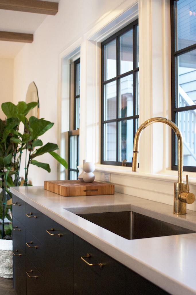 Elegant Brass Faucet