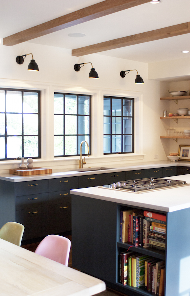 Conventional Kitchen Remodel