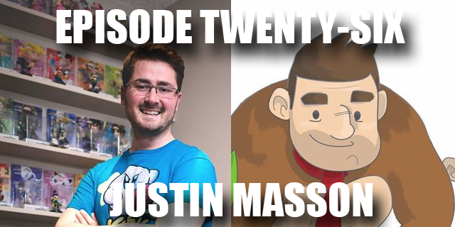 Episode 26 - Justin Masson
