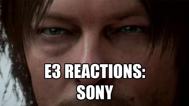 Episode 36 - E3 2016 Sony Reactions