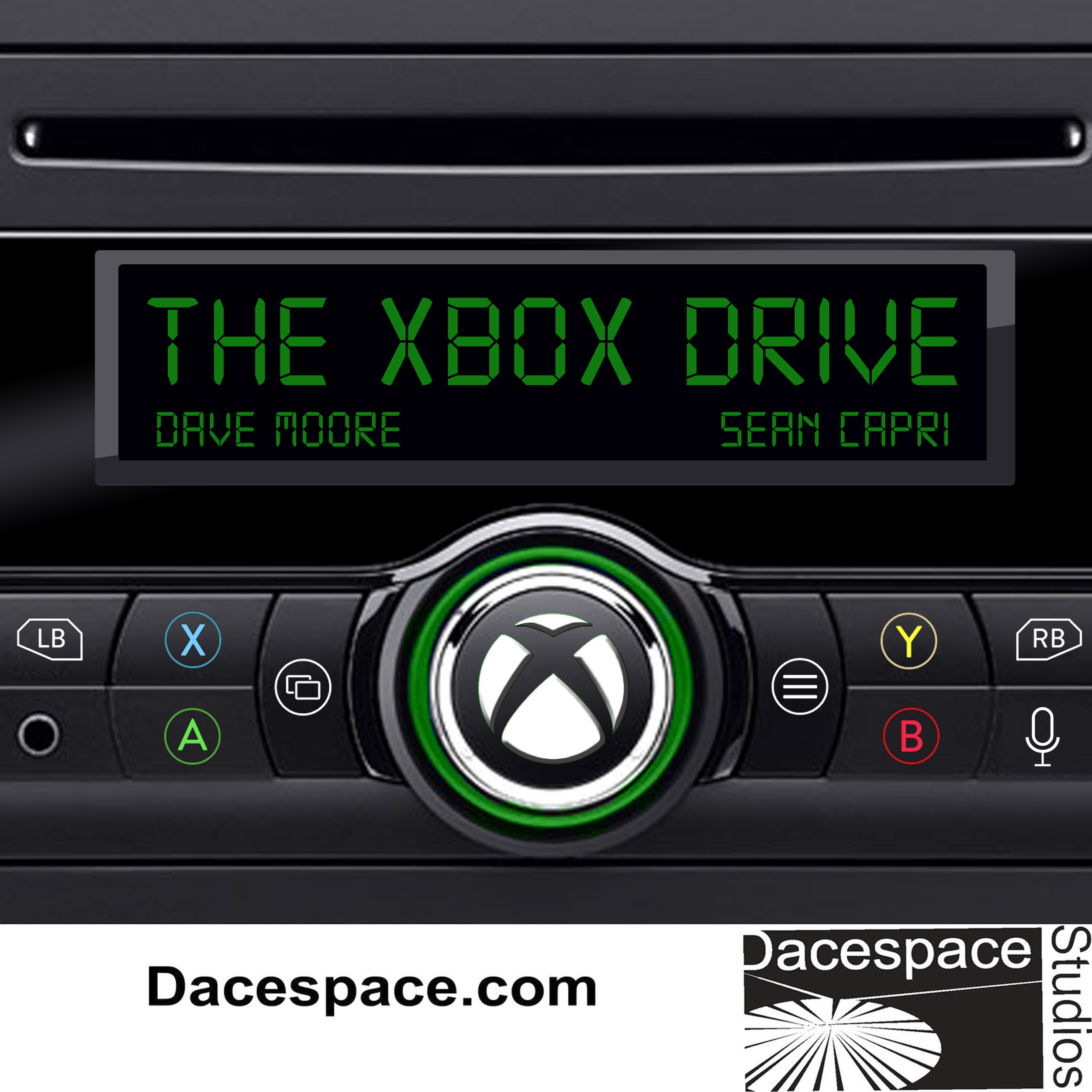 Dave Moore — The Xbox Drive — Forget Being Cool