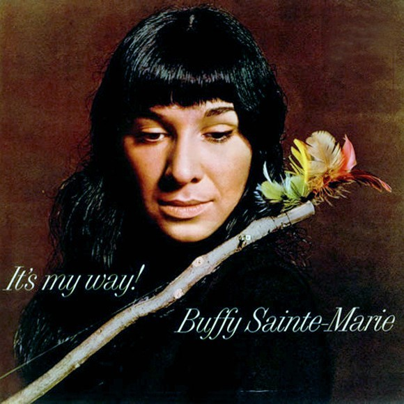 It's My Way  By Buffy Sainte Marie  Episode Coming 5/1/19