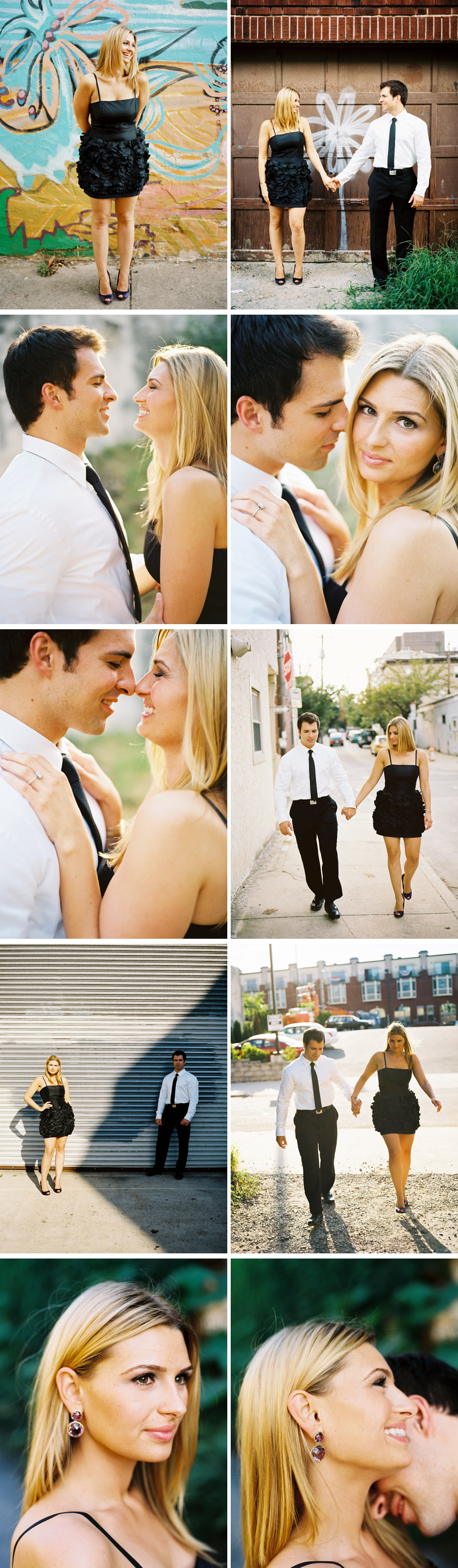 engagement session in philadelphia by ash imagery