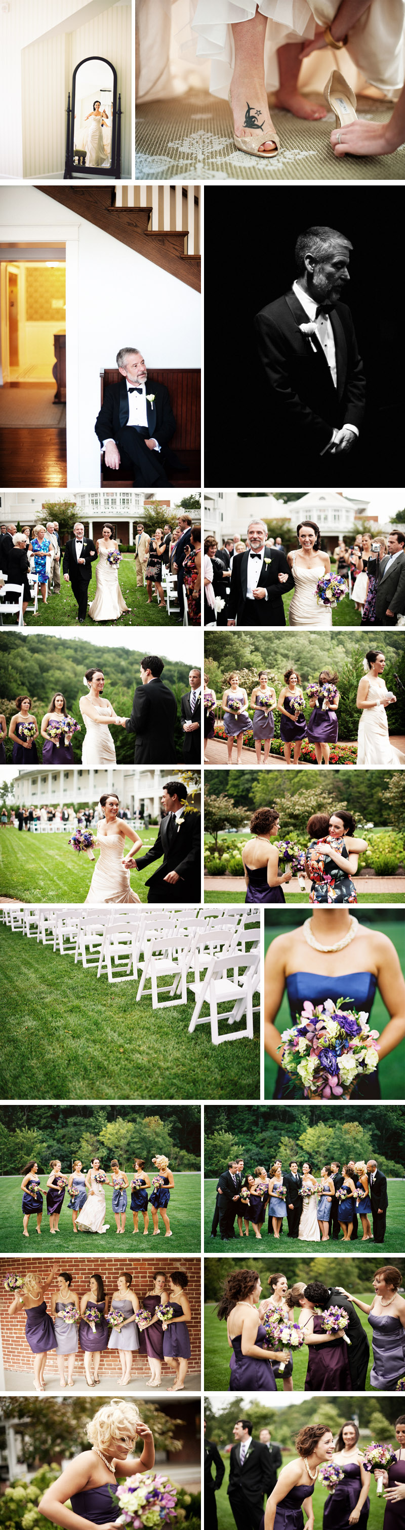 bedford springs resort wedding by ash imagery