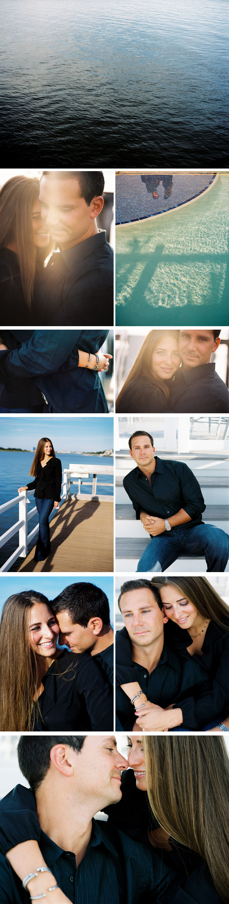 jersey shore engagement by ash imagery