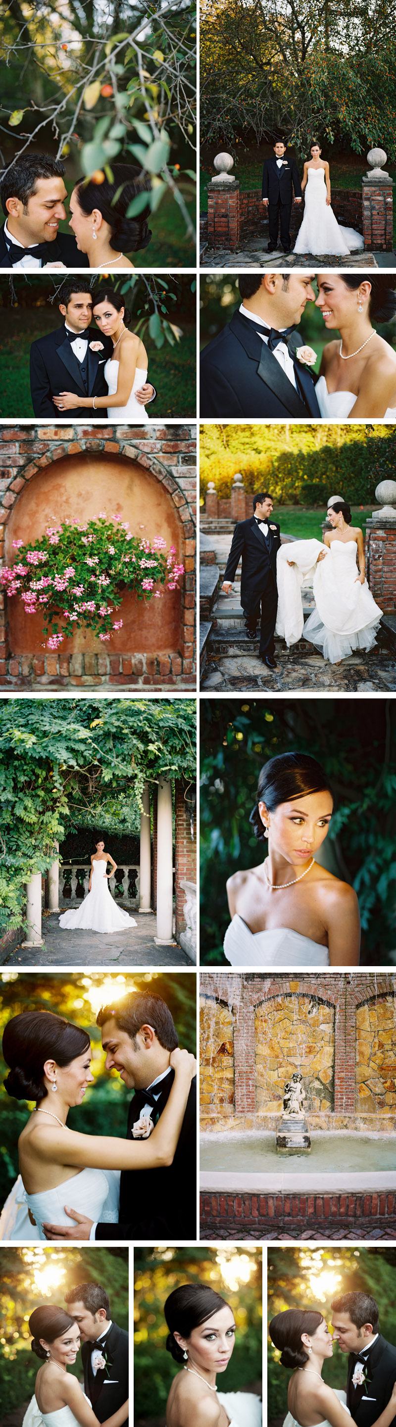 The Manor wedding in New Jersey photographed by Ash Imagery