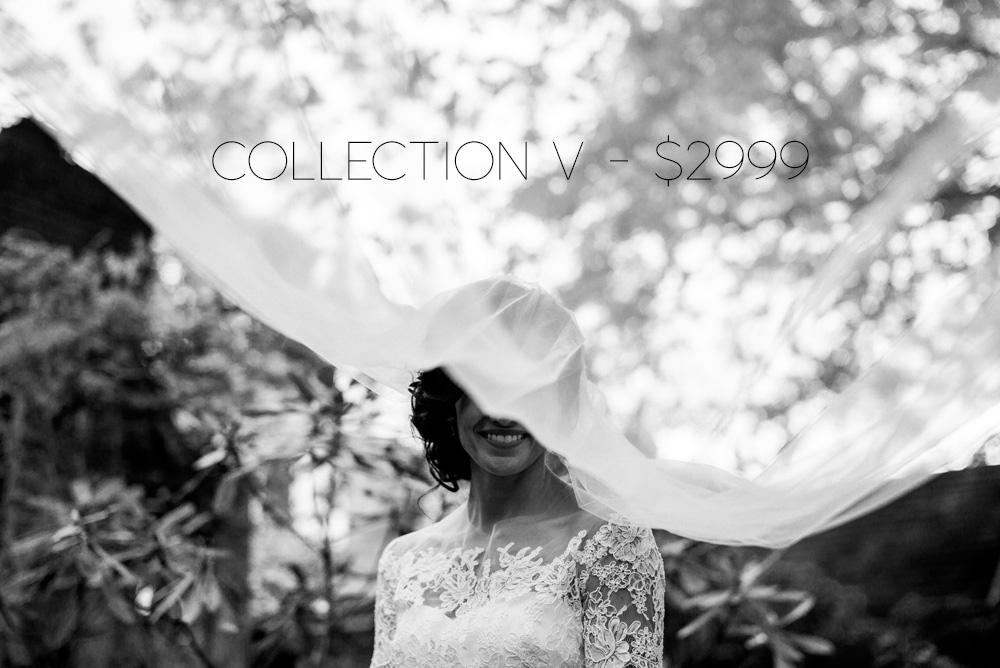 COLLECTION V INCLUDES THE FOLLOWING: UP TO 6 HRS OF COVERAGE ONLINE GALLERY WITH PRINT ORDERING FILM/INSTANT FILM SLIDESHOW UNLIMITED FULL RESOLUTION IMAGES VIA DOWNLOAD