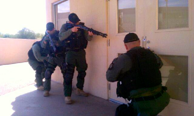 Correctional / LE Tactical Training
