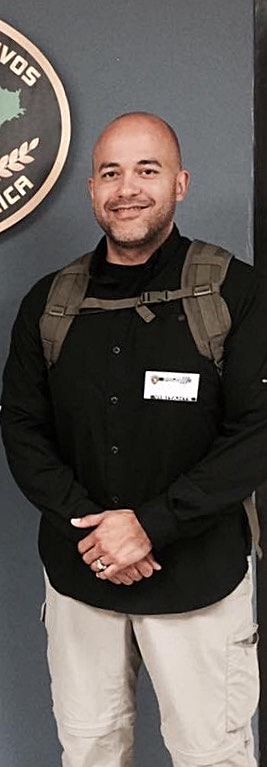 Luis has years of experience in the private sector for security, been in corrections and law enforcement. He currently assist Julia with Marketing, social media and training coordination. He also assist as a back up instructor when needed. -