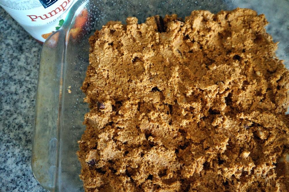 healthy pumpkin oat bread via sarahdigrazia.com