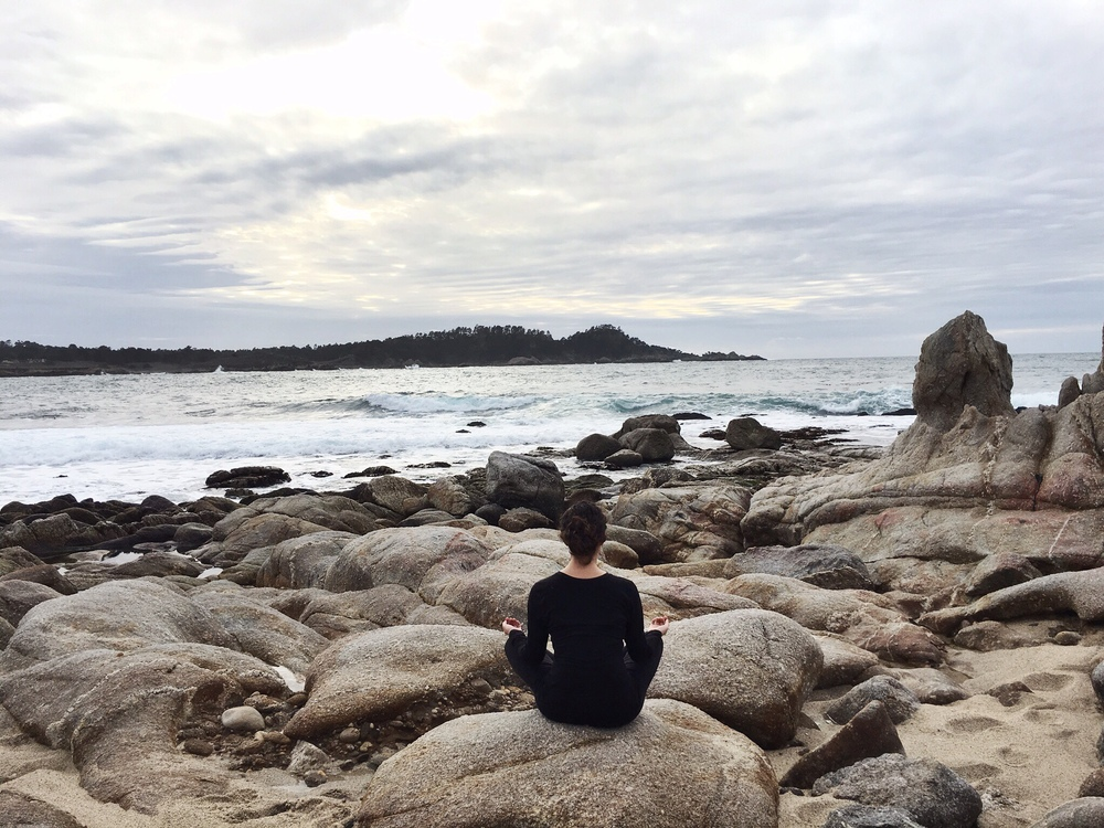 using your senses to de-stress and improve mood