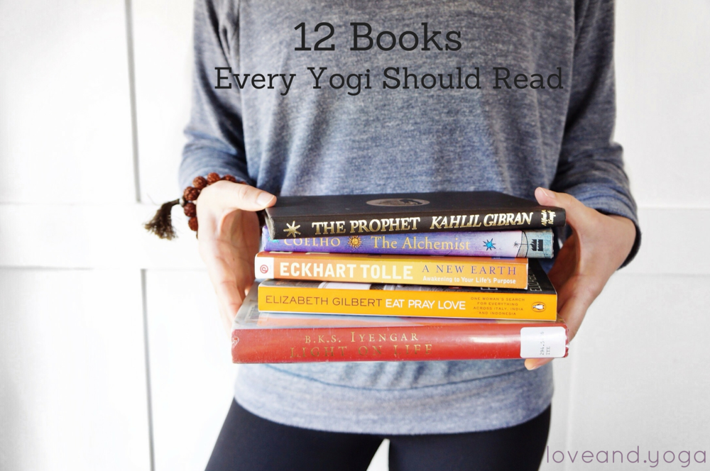 12 Books Every Yogi Should Read