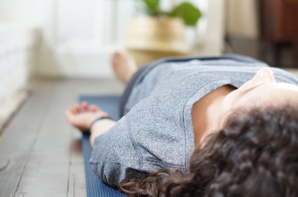 the importance of savasana on and off the mat