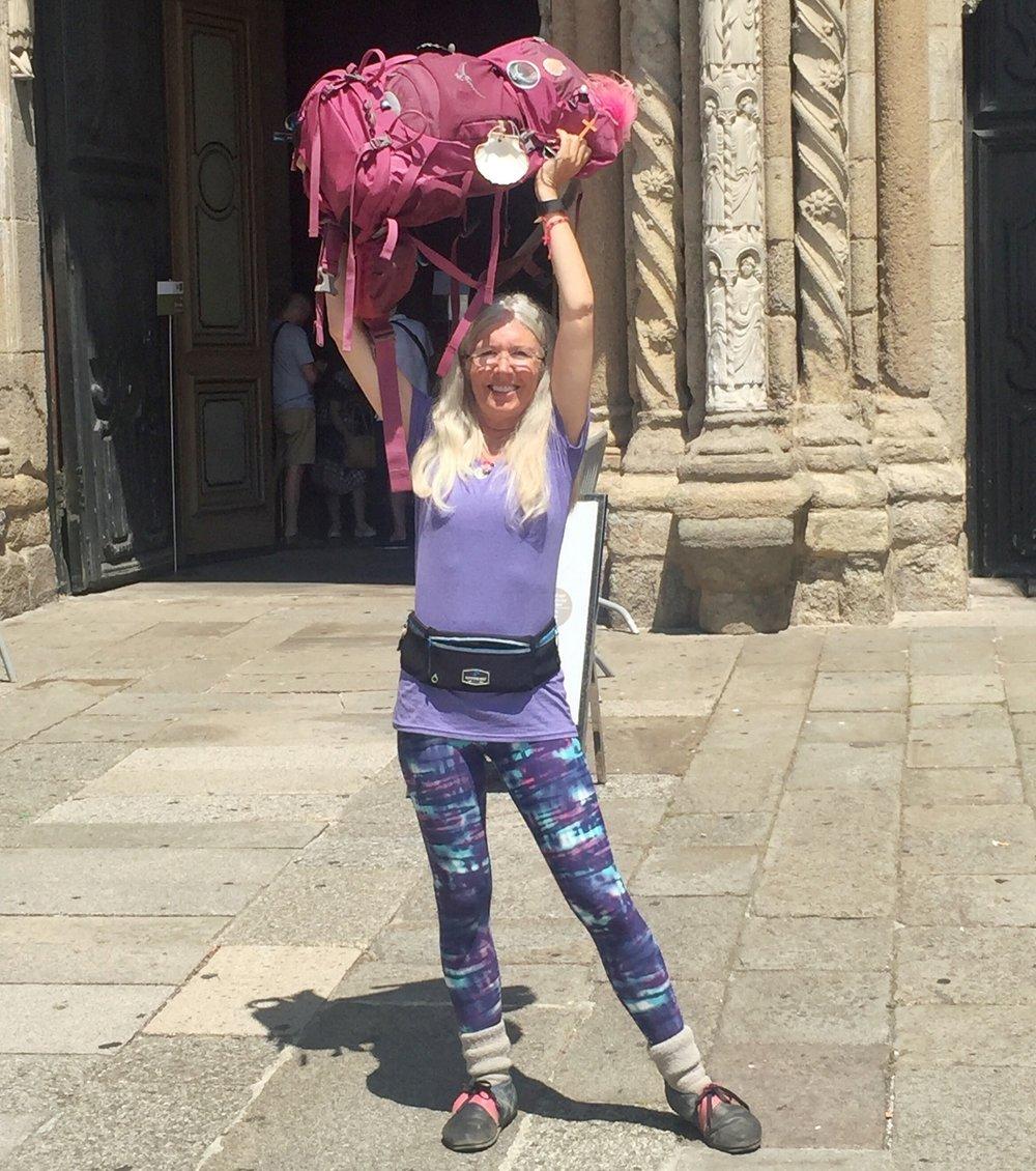 one yogis journey on the Camino de Santiago