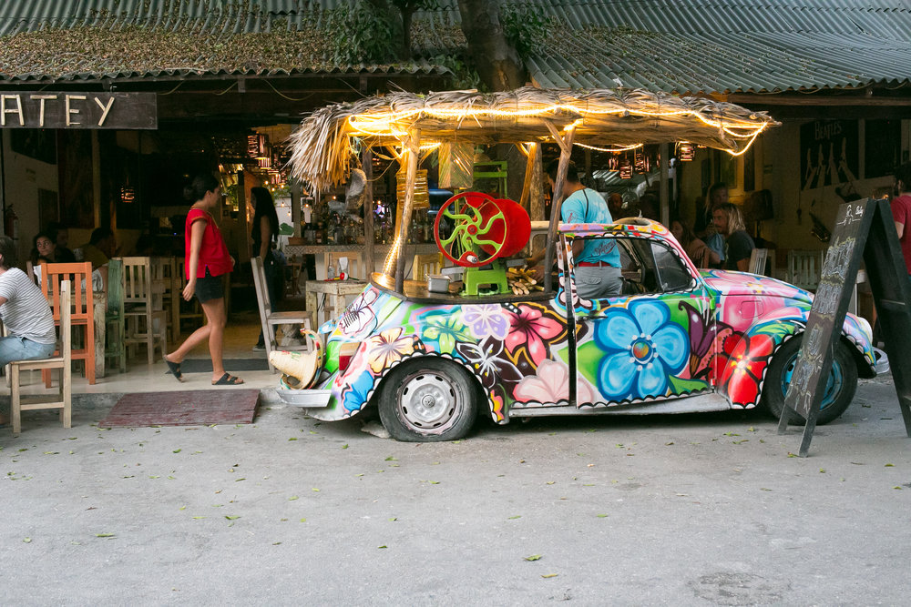 the minimalist's guide to Tulum