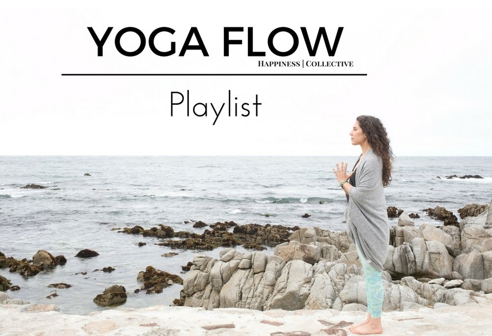 Yoga Flow Playlist - Happiness | Collective