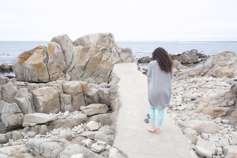 simple pleasure of the week: going barefoot