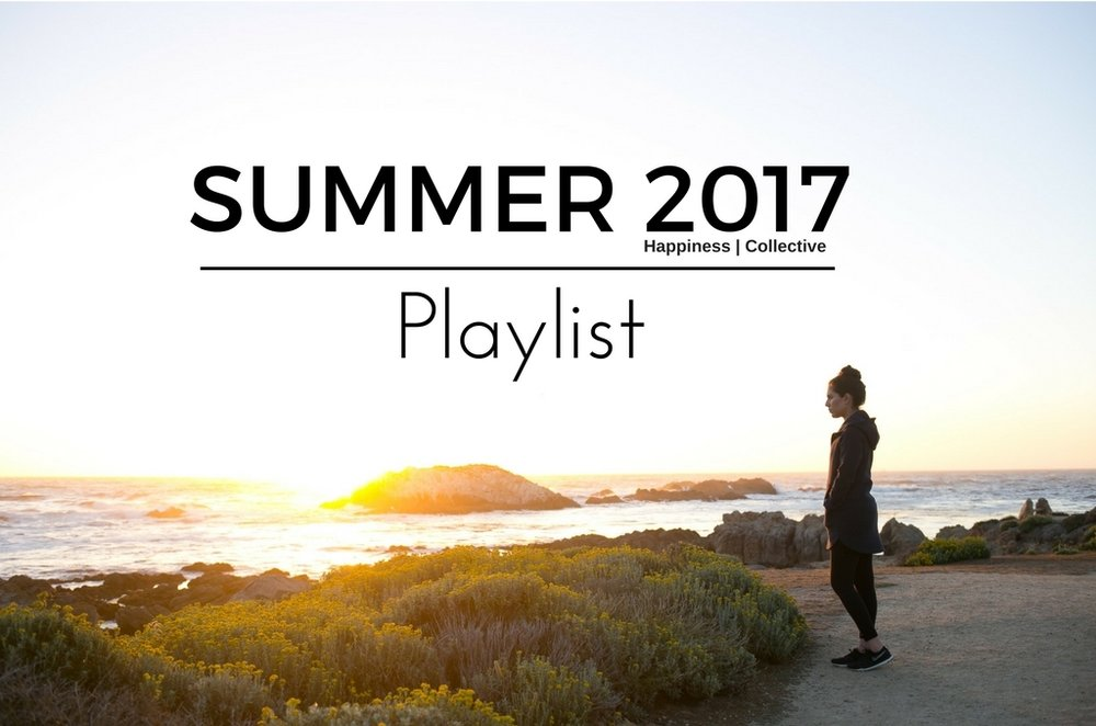 Happiness | Collective summer 2017 playlist