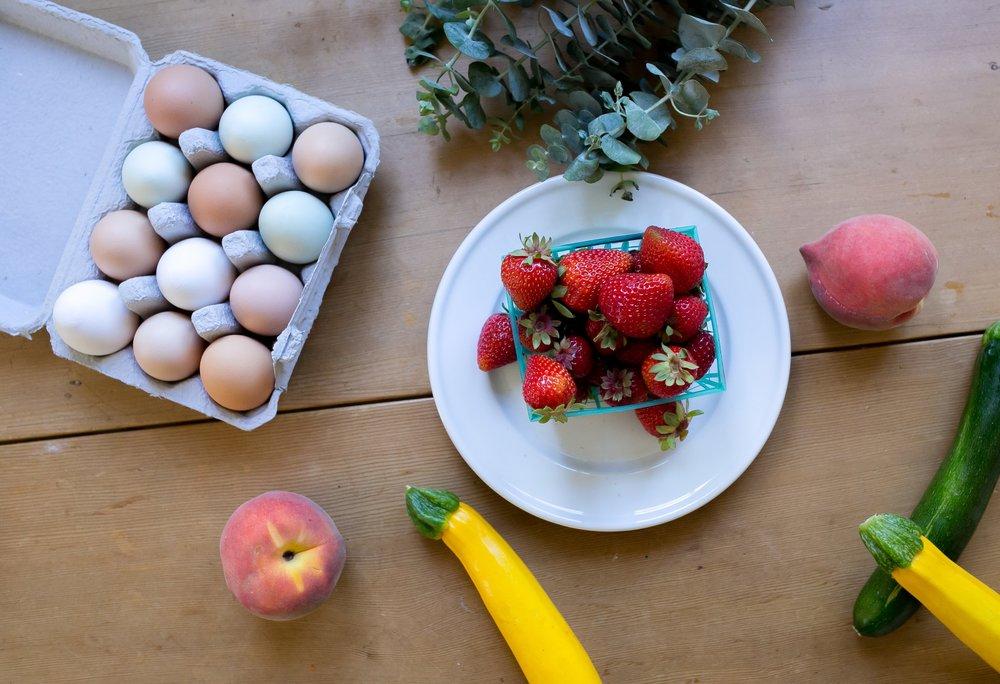 Simple Pleasure: Fresh Produce