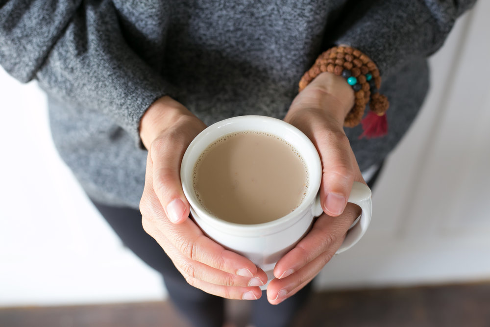 Spicy and Aromatic Masala Chai Recipe via happinesscollective.org