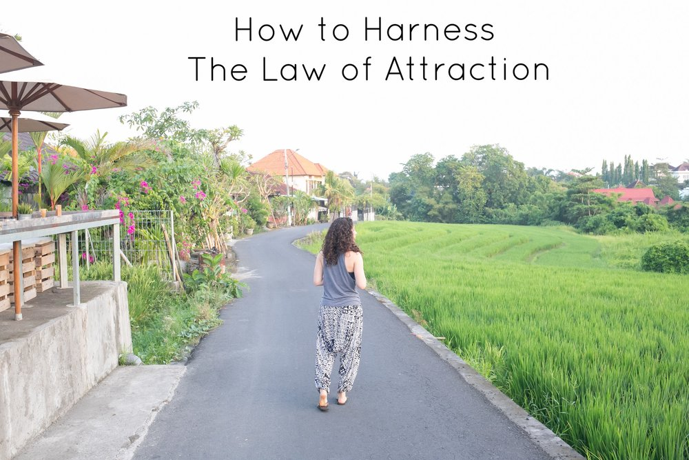 One more way to harness the law of attraction
