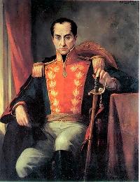 Simón José Antonio de la Santísima Trinidad Bolívar y Palacios Ponte y Blanco -- commonly known as Simón Bolívar