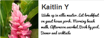 Click on this photo to see Kaitlin's Pinterest boards.