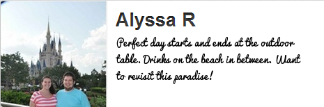 Click on this photo to see Alyssa's Pinterest boards.