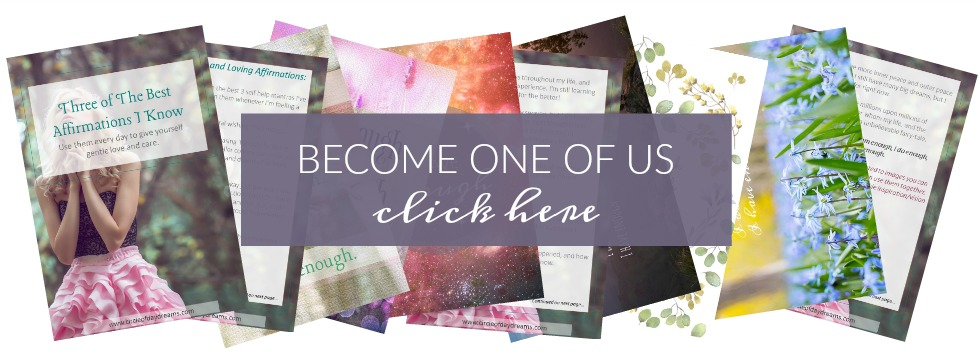 Circle of Daydreamers. Printables and journal seeds to uplift and inspire.
