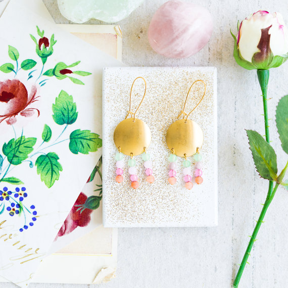 Ear-rings from Nest Pretty Things Shop
