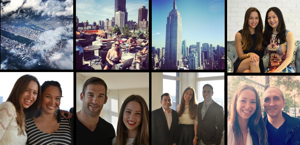 My NY trip - with Selena Soo, Jadah Selner, Lewis Howes, Derek Halpern, Ramit Sethi & Jonathan Fields