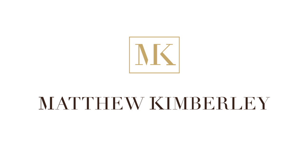 Matthew Kimberley Logo by Joana Galvao