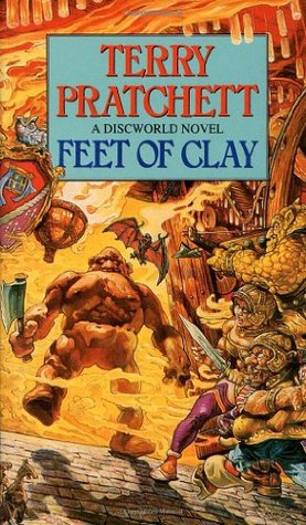 Feet of Clay Cover