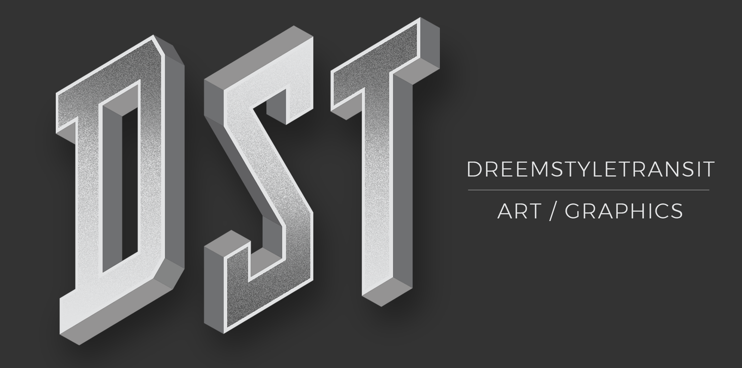 Dreemstyletransit | Graphic Design & Illustration.