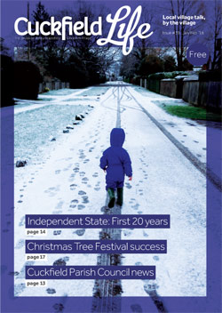 CUckfield life magazine November 2015